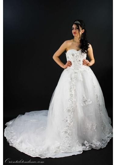 Vente robe de mariée orientale