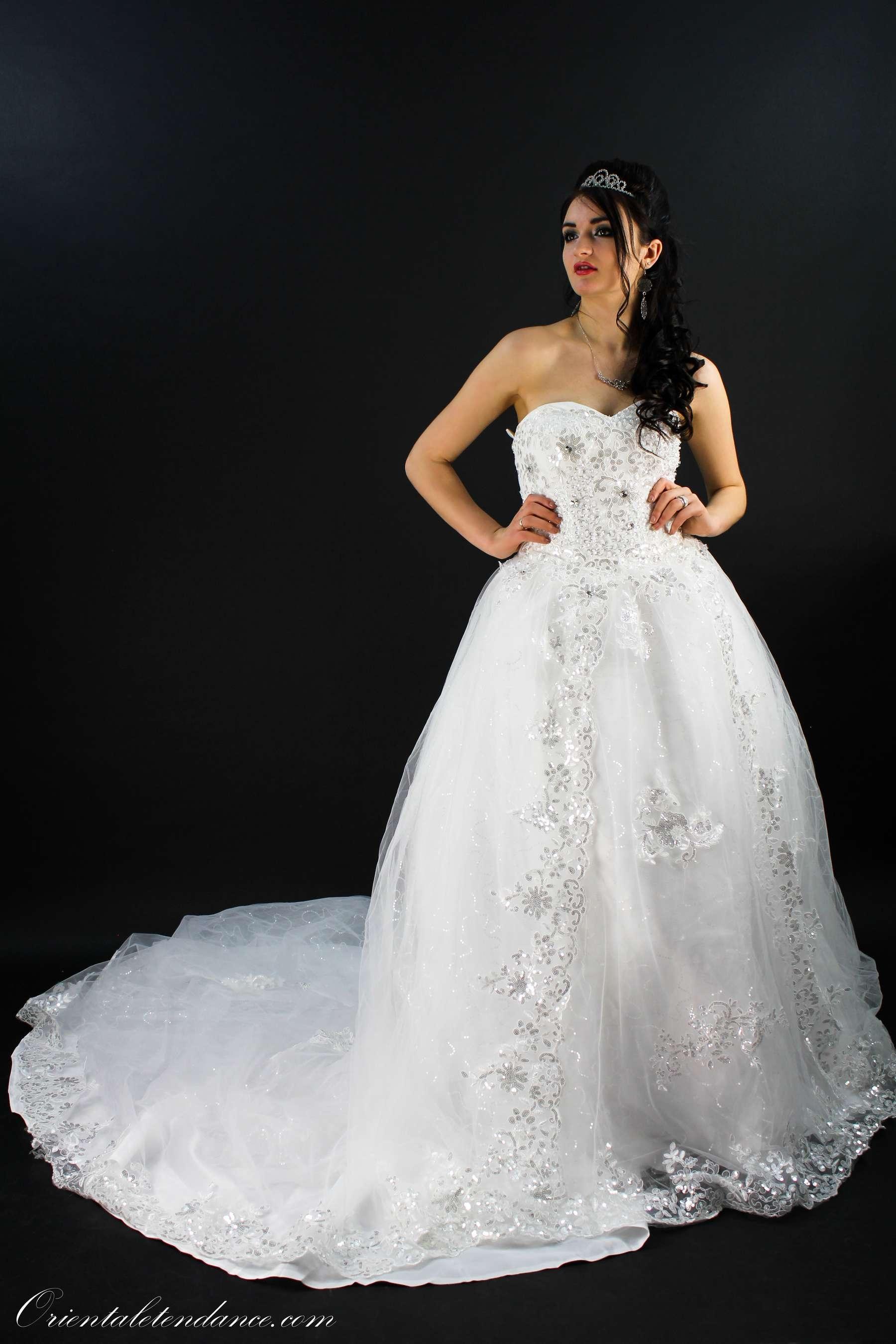 vente robe de marie orientale - Robes Orientales Mariage