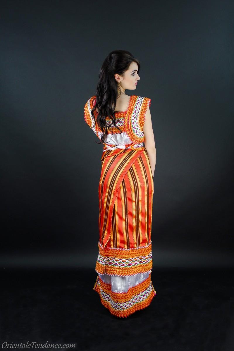 af50acc0479 Robe kabyle pour jeune fille 2018 – Site de mode populaire