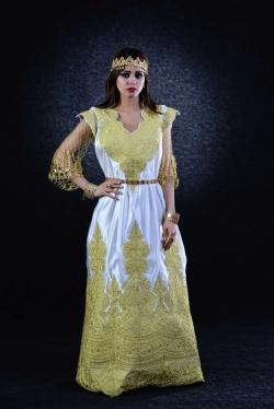 Algerian Traditional Dress