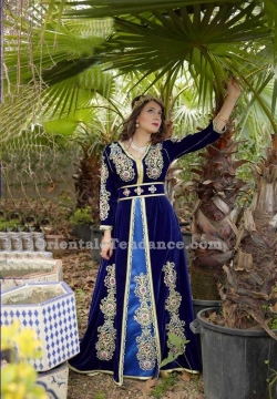 """Royal Velvet"" Kaftan"