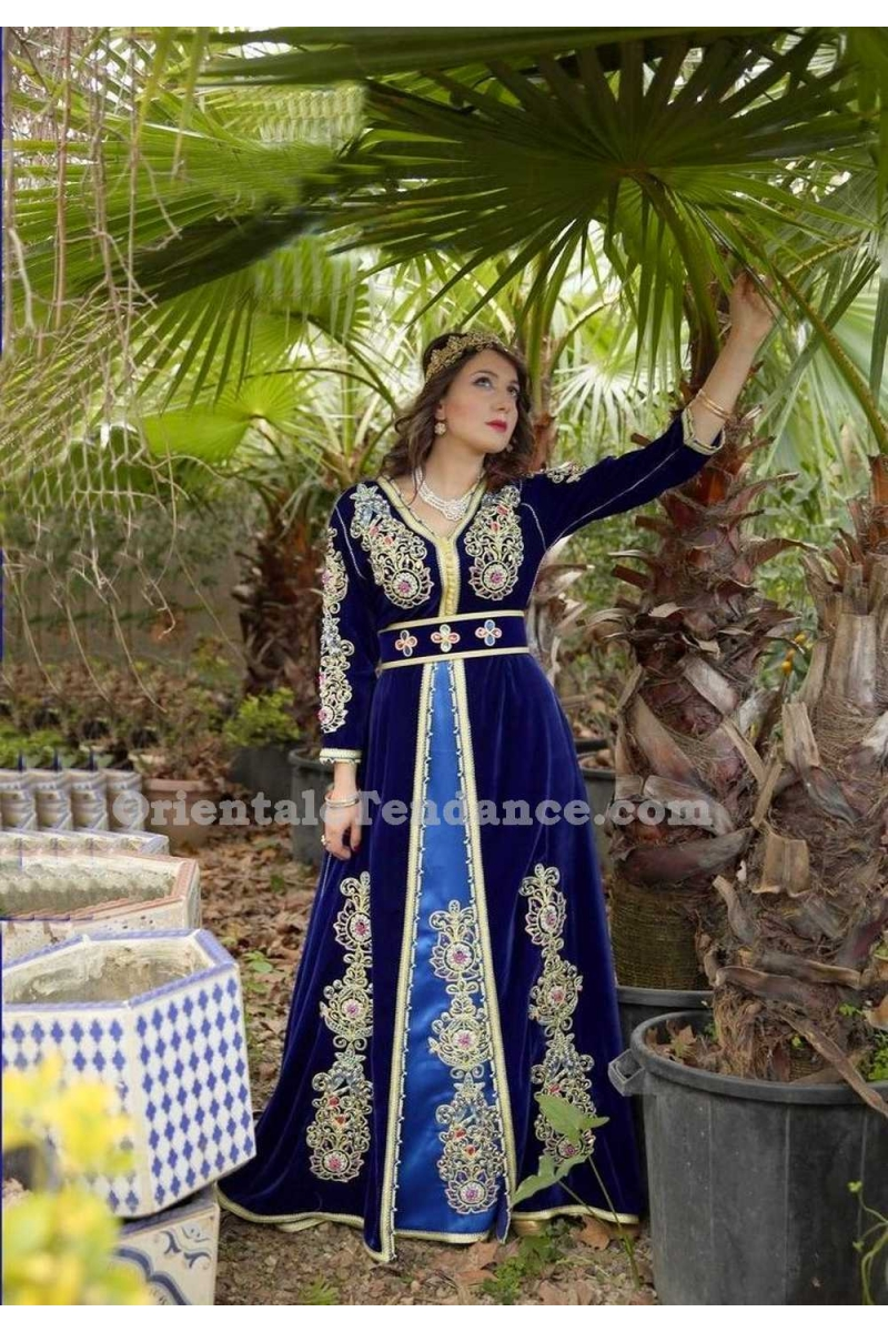 "Caftan ""Velours Royal"""
