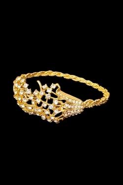 Khalkhal ( bracelet de pied)