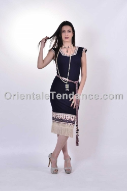 Kabyle short dress