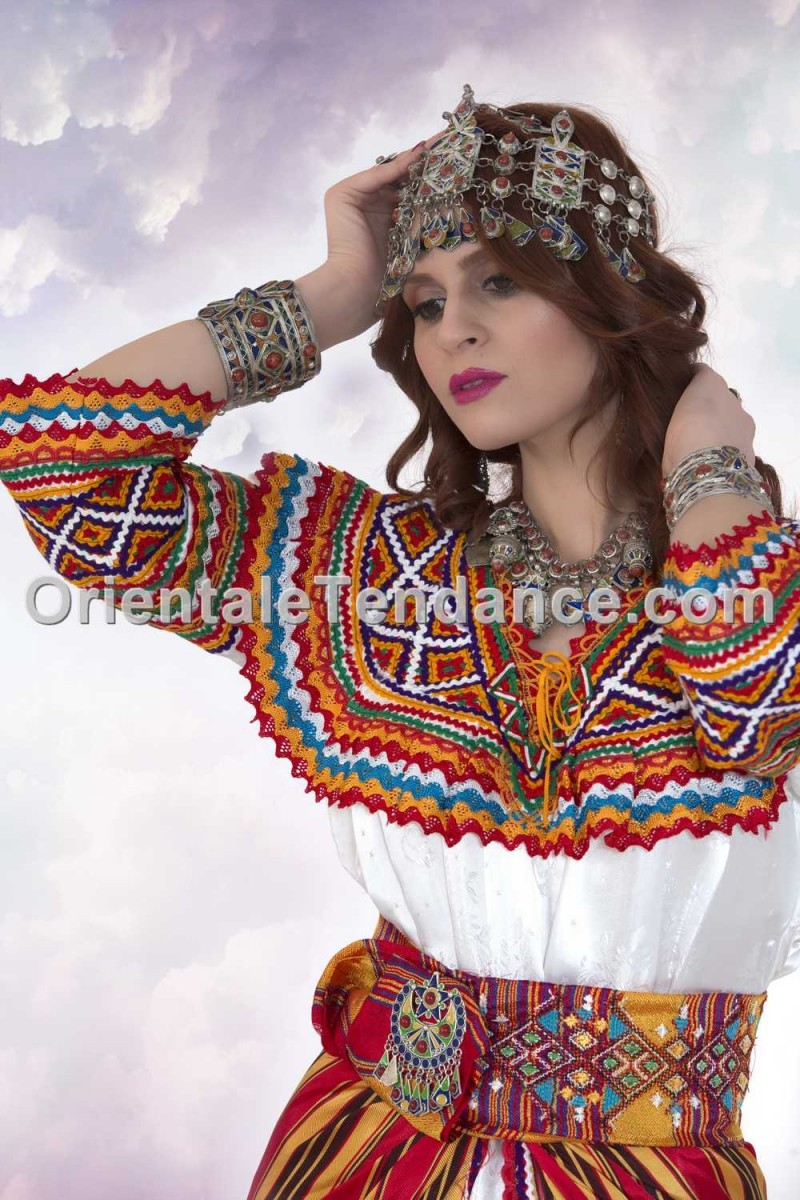 What Is My Paypal Email >> Traditional Kabyle Dress