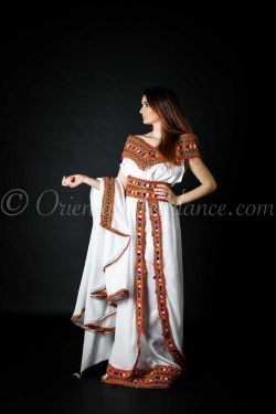 Large Kabyle dress