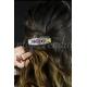 """Barrette cheveux """"motifs Kabyles"""""""