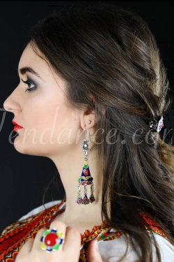 Kabyle earring