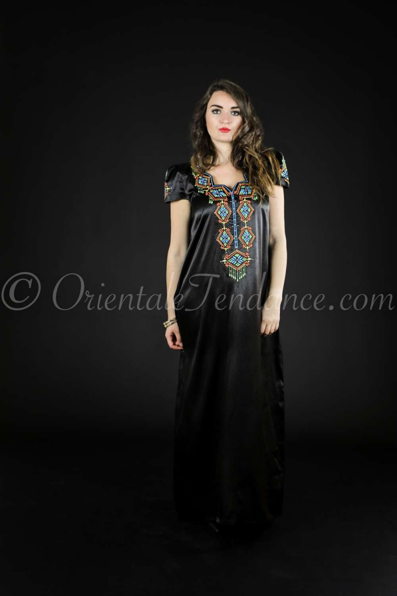 Algerian evening dress