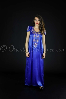 Algerian evening dress