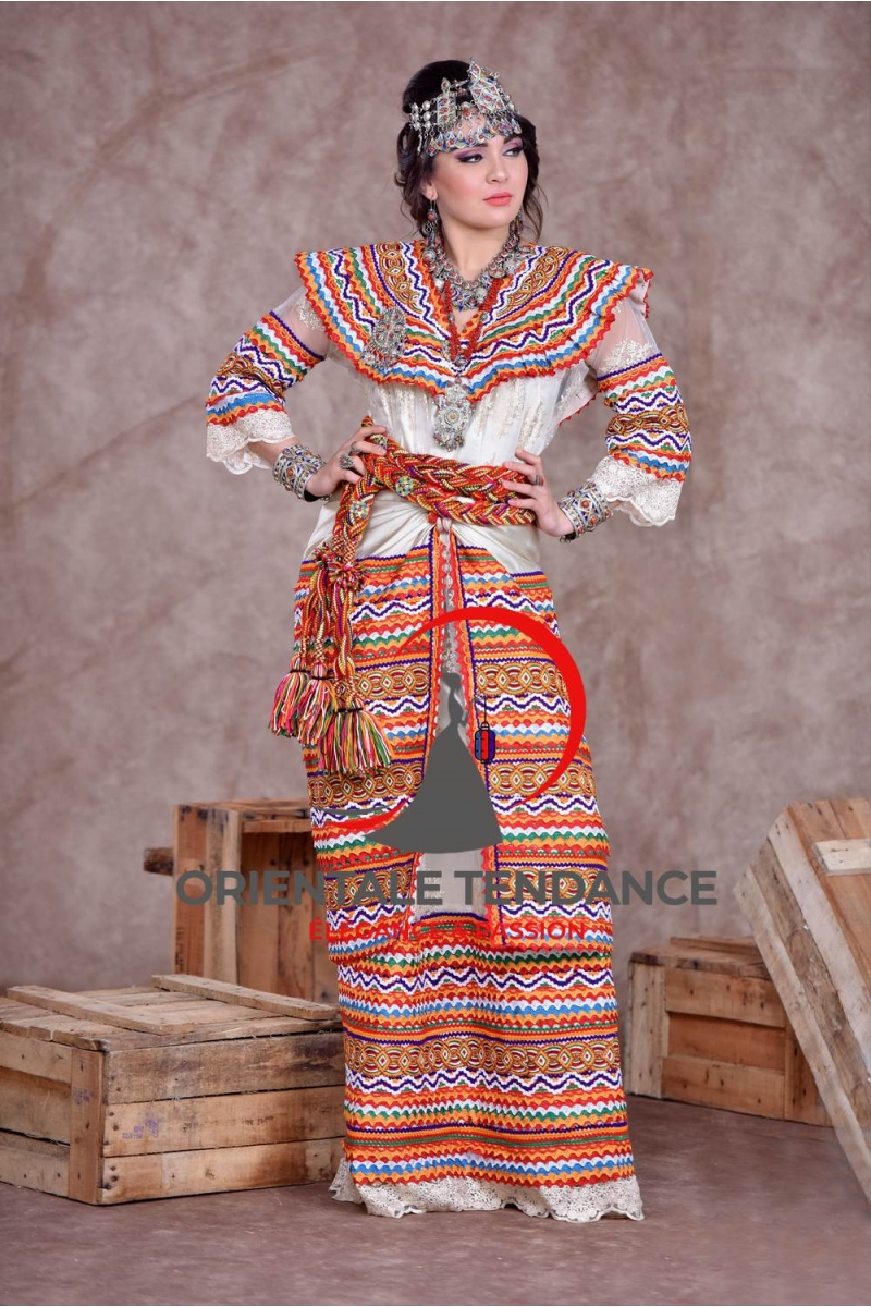 Iwadiyen Kabyle Dress