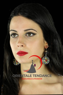 Boucle d'oreille Kabyle