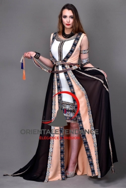 Kabyle dress 4 en 1