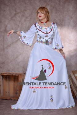 Modern Kabyle Dress