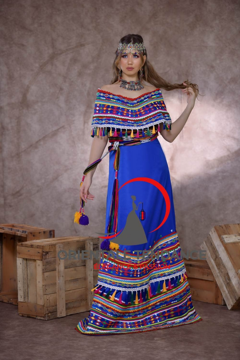 Berber Dress