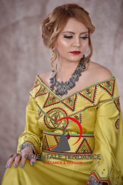 Kabyle wedding dress
