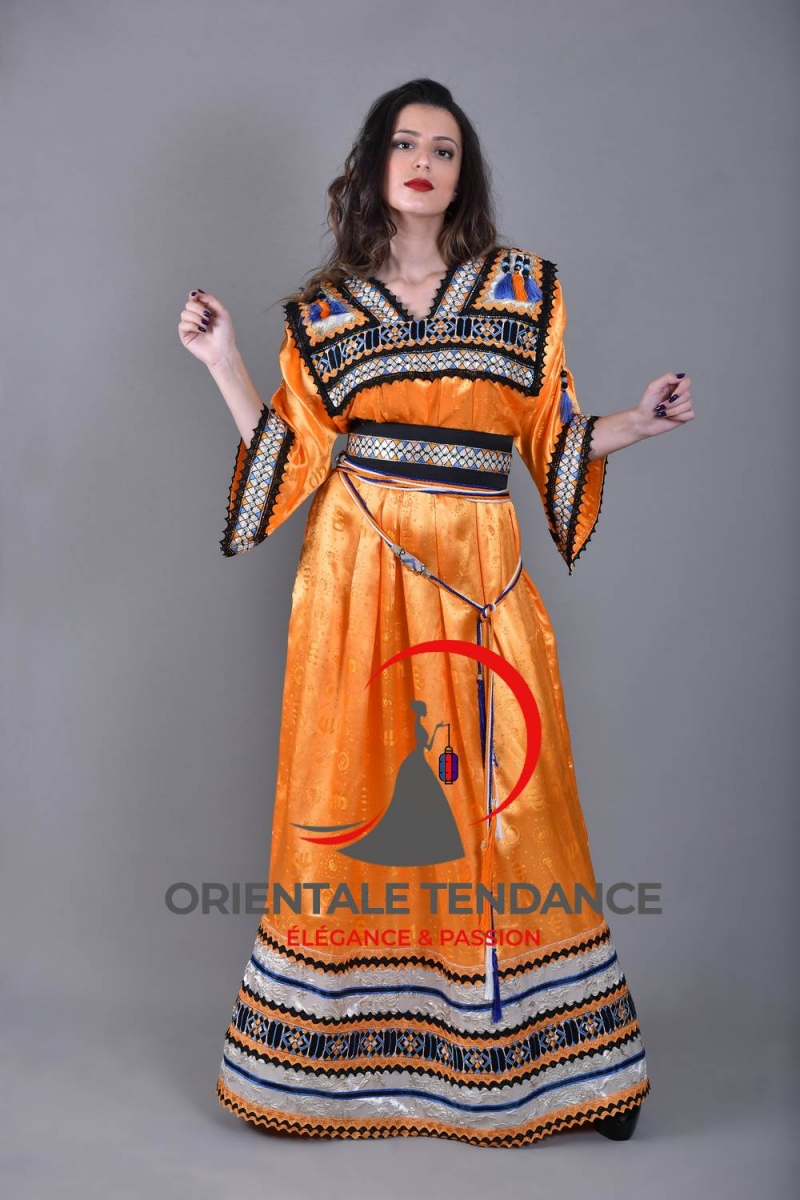 Modern Katifa Dress