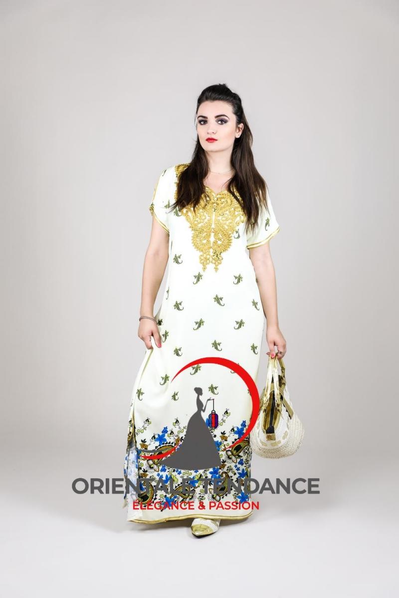 Yasmin Dress