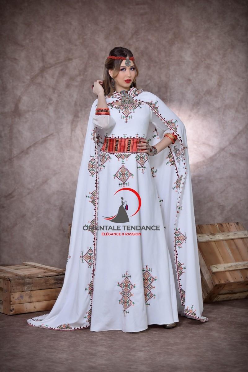 vestido cabila