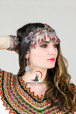 Kabyle Diadem (Front Jewel) + Ring offered