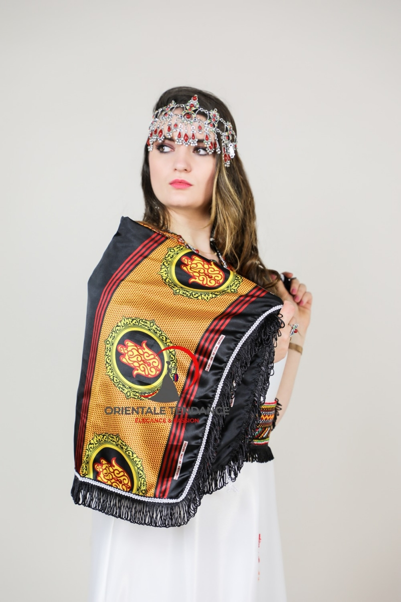 """Scarf """"Kabyle"""""""
