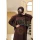 Abaya + Mask