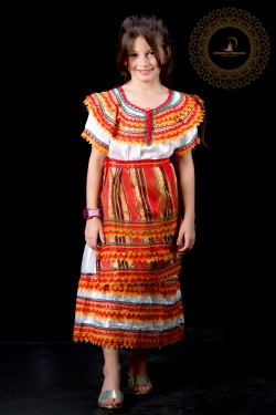 Iwadiyen Girl Dress
