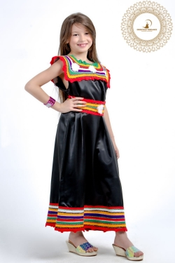 Kabyle Girl Dress