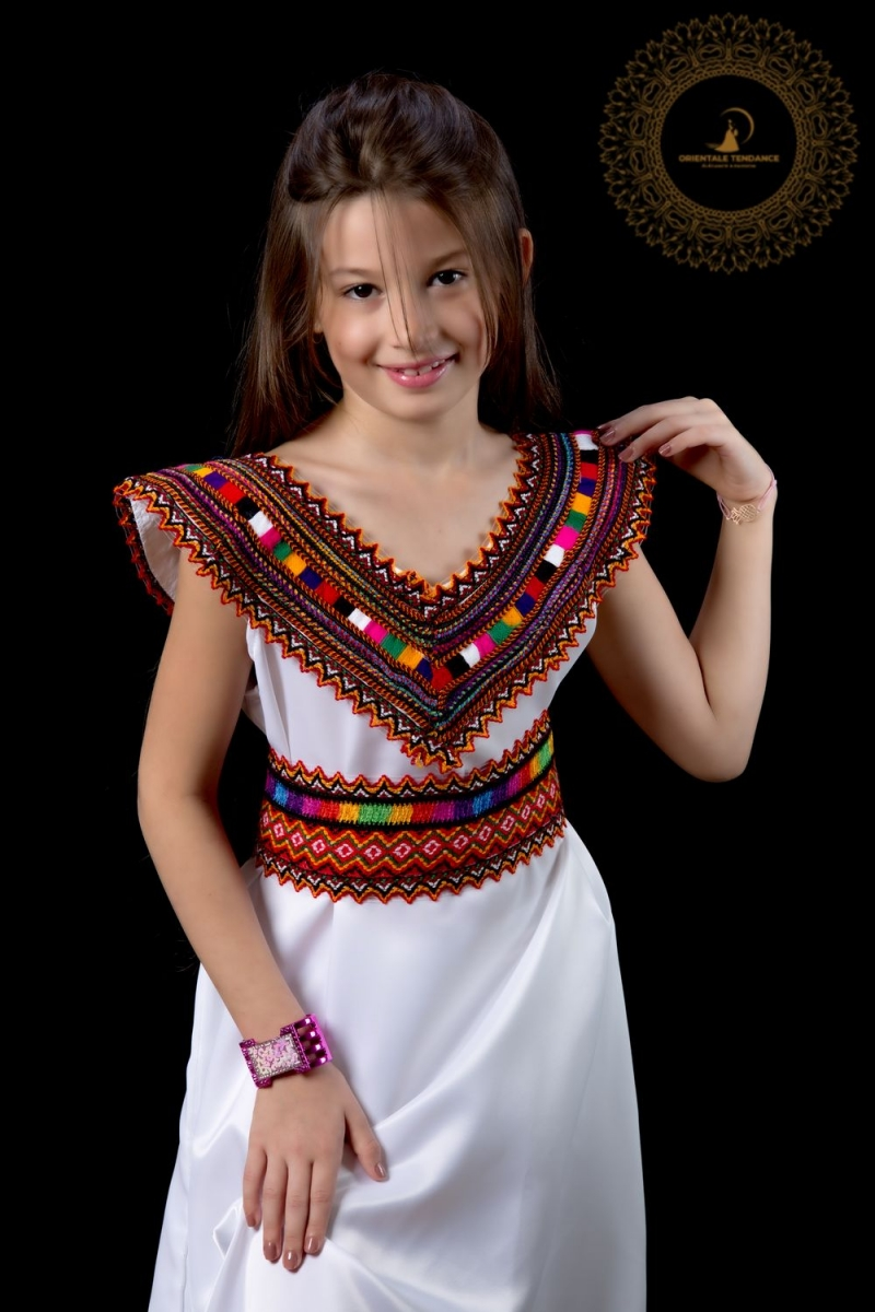 Robe Kabyle fille
