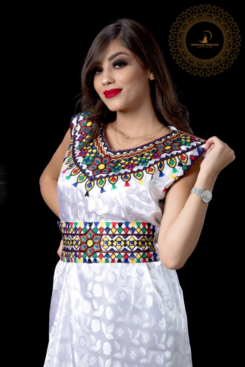 "Indoor Dress ""Kabyle"""