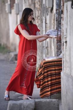 """Robe """"Maison"""" """"Kabyle"""""""