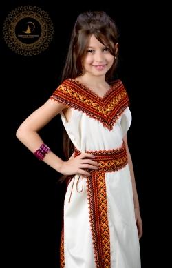 Kabyle girl Dress