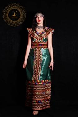 Faïrouz Dress
