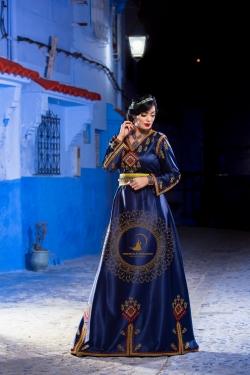 Robe Kabyle élégance