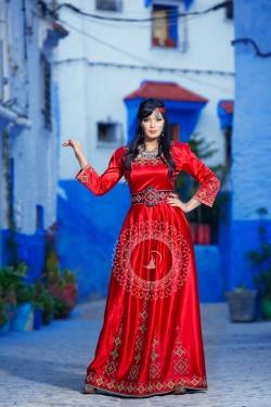 "vestido de ""Berber"""